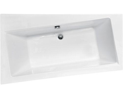 Акриловая ванна Besco Infinity P\L 160x100 (угловая)
