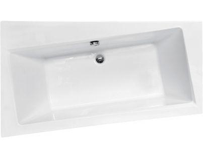 Акриловая ванна Besco Infinity PL 170x110 (угловая)