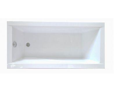Акриловая ванна Besco Modern 121x70