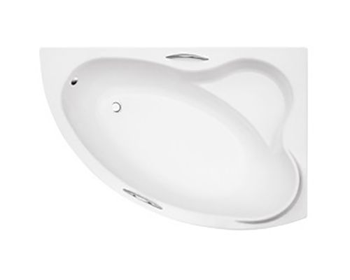 Акриловая ванна Besco ADA R\L 160x100 (угловая)