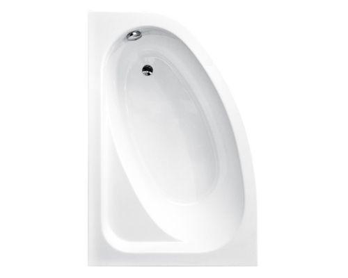 Акриловая ванна Besco Finezja Nowa R\L 155x95 (угловая)