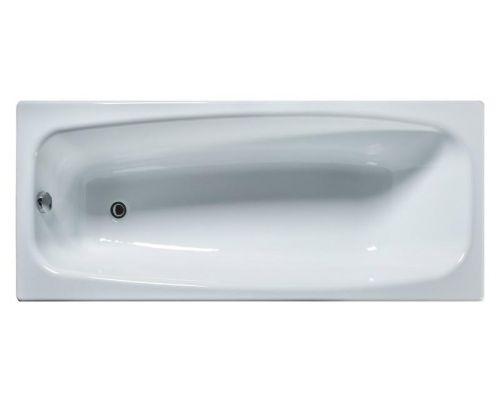 Чугунная ванна Универсал Грация 170*70 (1 сорт, с ножками)