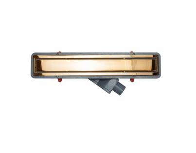 Душевой лоток Pestan Confluo Premium Line 450 Gold, 13100051