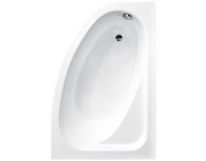 Акриловая ванна Besco Cornea RL 150x100 (угловая)