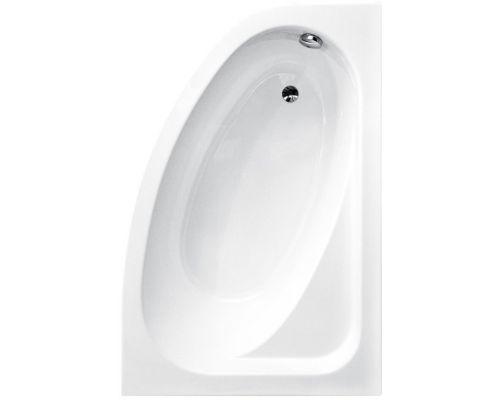 Акриловая ванна Besco Cornea R\L 150x100 (угловая)