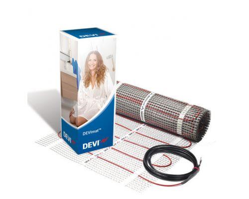 Мат нагревательный DEVIcomfort™ 150T / 1,5m² - двухжильный