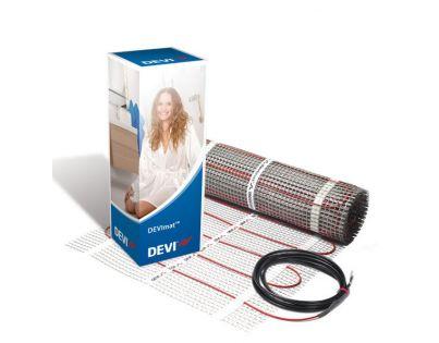 Мат нагревательный DEVIcomfort™ 150T / 0,5m² - двухжильный