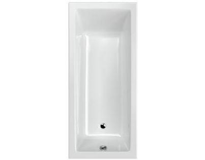 Акриловая ванна Excellent Wave Slim 180x80