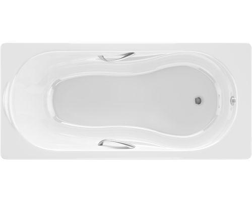 Чугунная ванна BLB AMERICA 170x80 (с отверстиями для ручек) F78MV2001