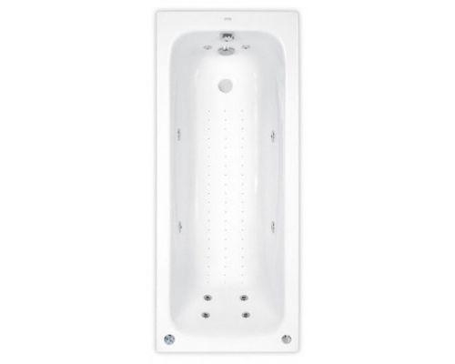 Гидромассажная ванна Poolspa Klio 160x70 Economy 1