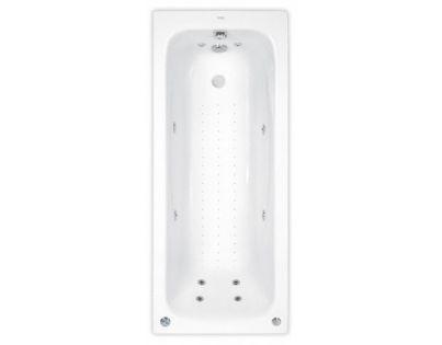 Гидромассажная ванна Poolspa Klio 160x70 Smart 1