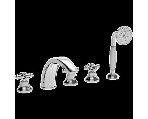 Врезной смеситель для ванны La Torre Leonardo 23770 EX