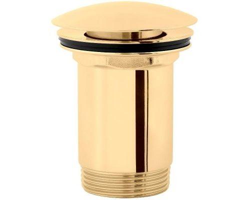 Донный клапан Omnires A706 ZL, золото