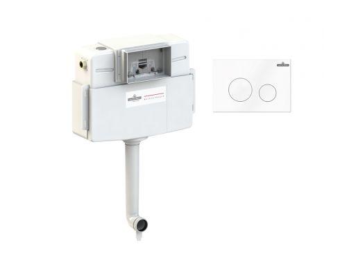 Комплект для подвесного унитаза 2 в 1 Lavinia Boho RelFix 77030029
