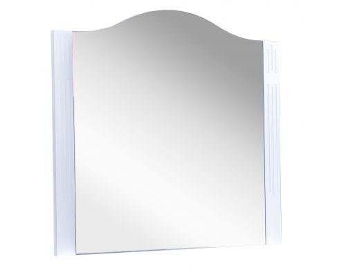 """Зеркало Аква Родос """"Классик"""" 80 см с полкой без подсветки"""