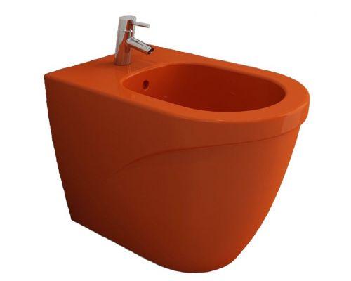Биде напольное Bocchi Taormina Arch 1019-012-0120 оранжевое