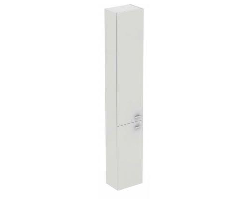Пенал Ideal Standard Connect Space 30 см, подвесной, белый лак глянцевый, E0379WG