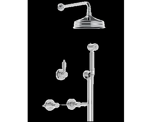 Душевая система La Torre Imperial 15750 R Soff Kit, 2 режима