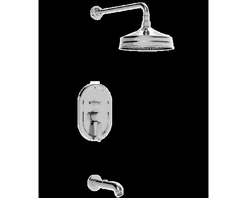 Душевая система La Torre Imperial 15746, 2 режима