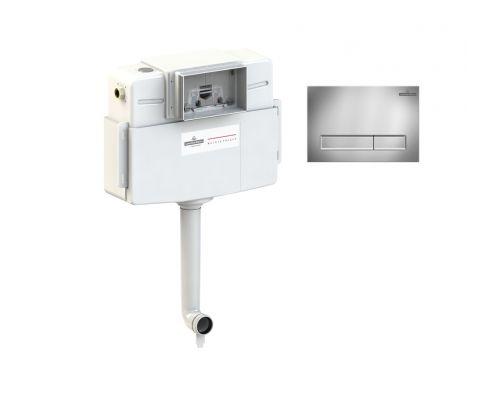 Комплект для подвесного унитаза 2 в 1 Lavinia Boho RelFix 77030026