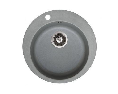 Кухонная мойка AquaSanita Clarus SR100 (аллюметаллик)