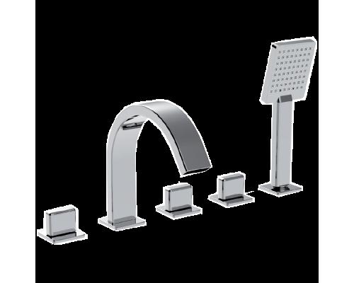 Врезной смеситель для ванны La Torre Profili 45847