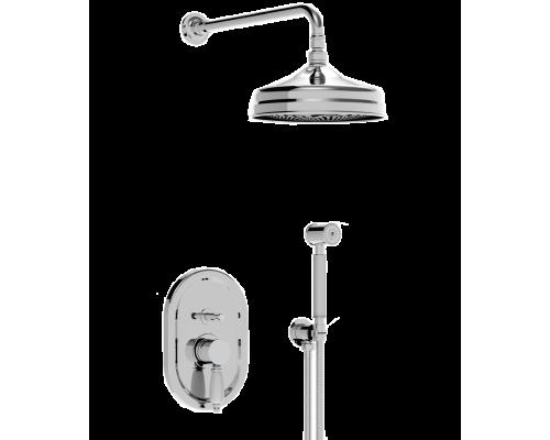 Душевая система La Torre Imperial 15050 R Soff Kit, 2 режима