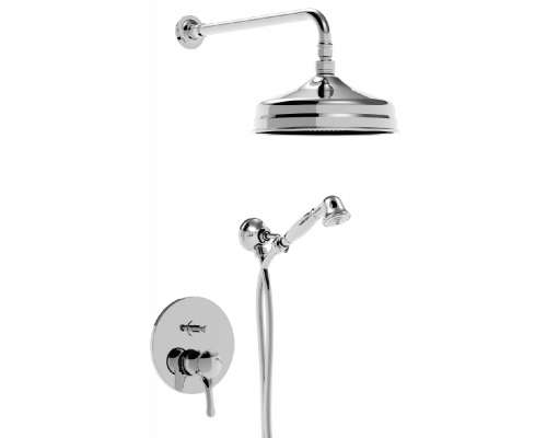 Душевая система La Torre Nobel 22050 R SOF KIT, 2 режима