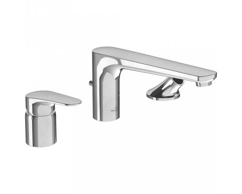 Смеситель двухвентильный для ванны Villeroy&Boch O.novo Start, TVT10500100061