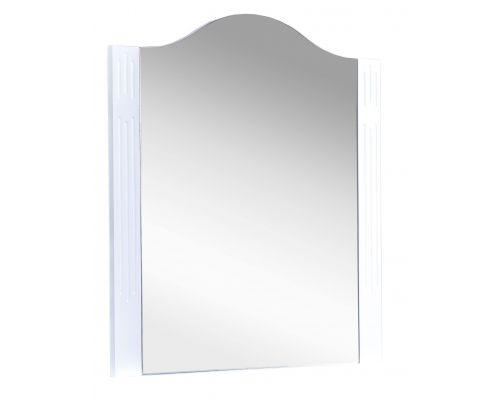 """Зеркало Аква Родос """"Классик"""" 65 см с полкой без подсветки"""