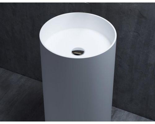 Раковина напольная Salini ARMONIA 201 45x45 (S-Sense, глянец)