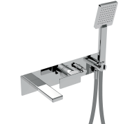 Смеситель для ванны с душем La Torre Profili 45040 R