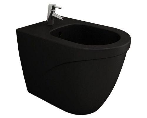 Биде напольное Bocchi Taormina Arch 1019-004-0120 черное матовое