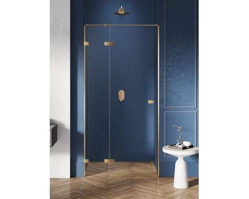 Двери в нишу New Trendy AVEXA GOLD L 100x200