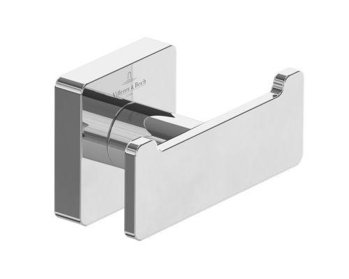 Двойной крючок для полотенец Villeroy&Boch Elements, TVA15201200064