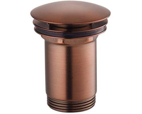 Донный клапан Omnires A706, античная медь