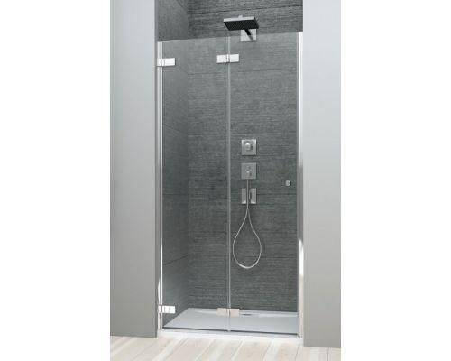 Душевая дверь Radaway Arta DWB 100x200 L/R стекло прозрачное