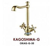 Смеситель Omoikiri Kagoshima-G OKAG-G-35