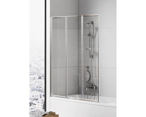 Шторка на ванну New Trendy TREX 100х140