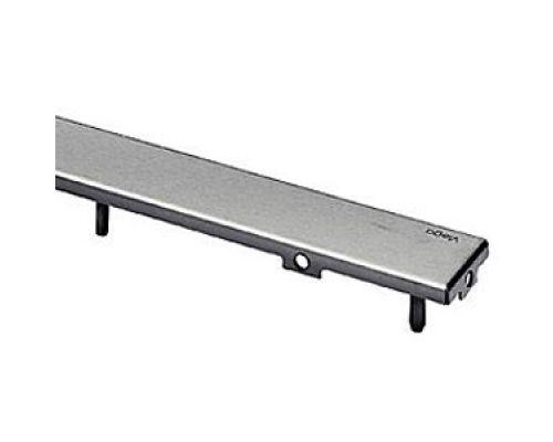 Дизайн-решетка Viega 589530 ER3, глянцевая, 90 см
