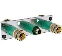 Внутренняя часть смесителя Hansgrohe ShowerTablet 600 ВМ 13129180, термостат