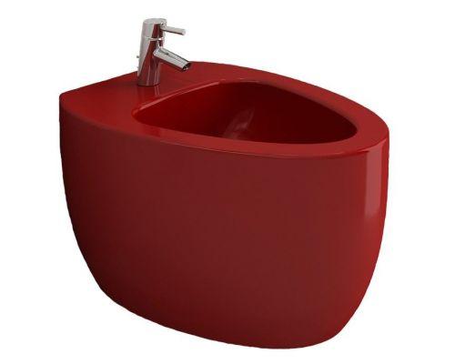 Биде подвесное Bocchi Etna 1117-019-0120 красное