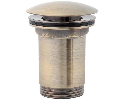 Донный клапан Omnires A706, бронза