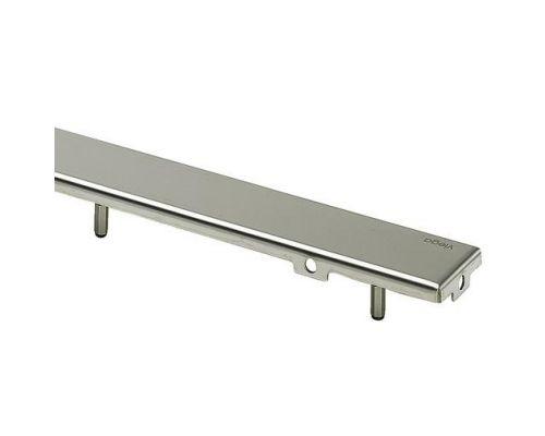 Дизайн-решетка Viega 589509 ER3, матовая, 120 см