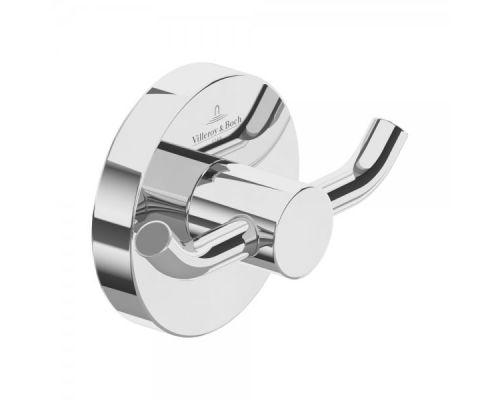 Двойной крючок для полотенец Villeroy&Boch Elements, TVA15101200061