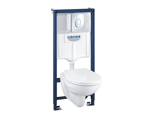 Комплект Grohe Solido 39192000 - 5 в 1.