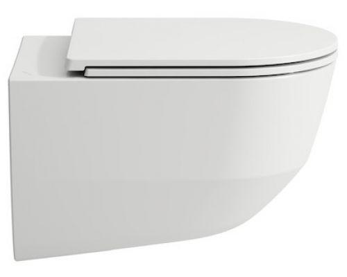 Унитаз подвесной Laufen Pro 820966 36x53, безободковый