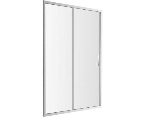 Душевая дверь Omnires Chelsea NDP12X 120 см, раздвижная