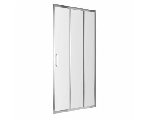Душевая дверь Omnires Chelsea NDT90X 90 см, раздвижная