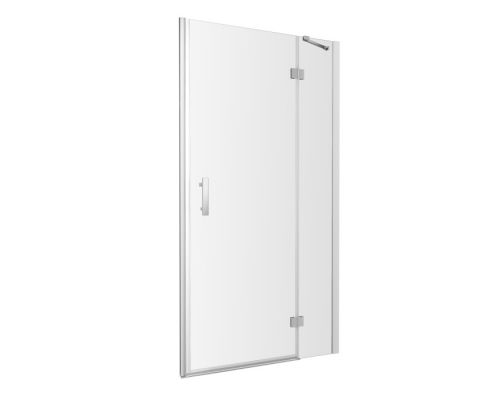 Душевая дверь Omnires Manhattan  ADP13X LUX-T 130*195, распашная
